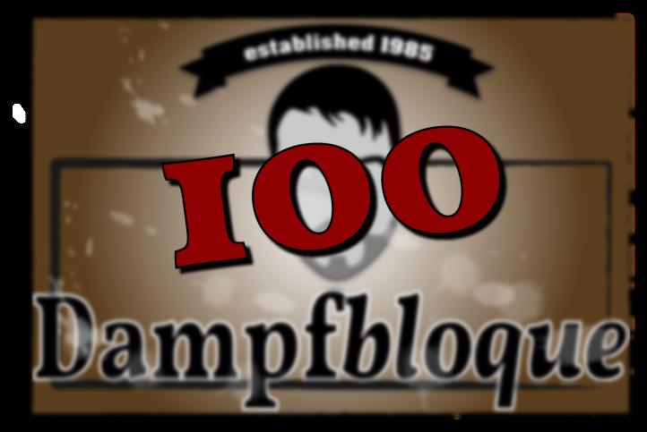100-Beitrag