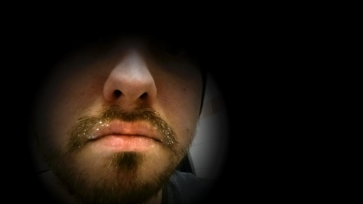 Der mexikanische Clown - Das Leiden eines werdenden Bartträgers