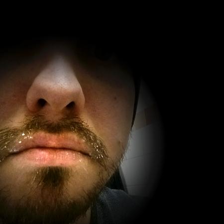 Puderzucker im Bart