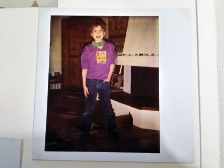 Polaroid Manuel Höttges