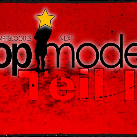 Topmodel II Dampfbloque